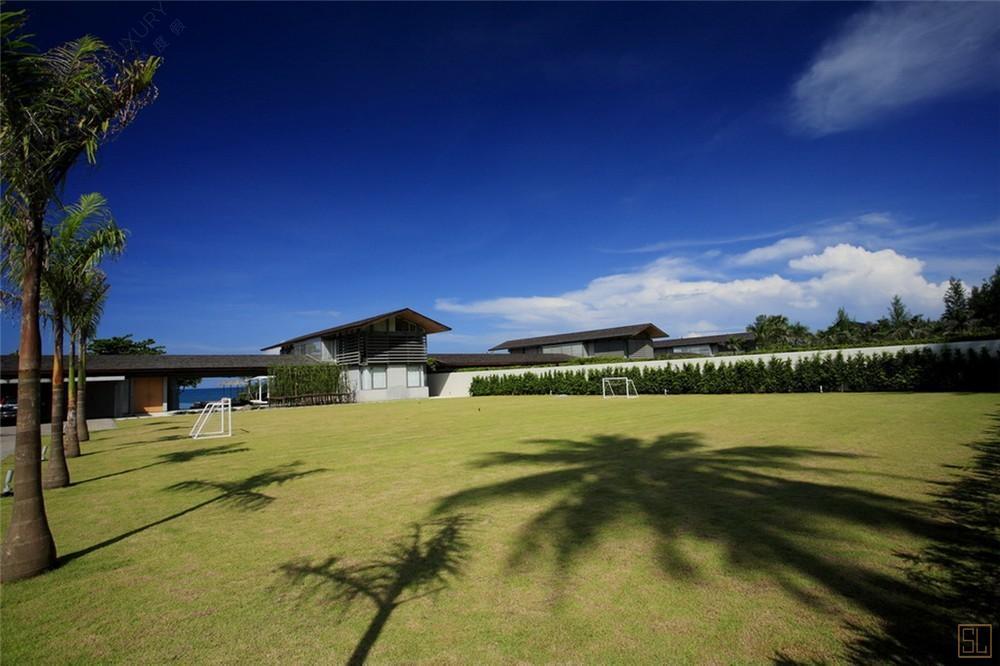 泰国普吉岛夏尔别墅草坪