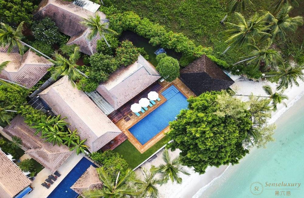 泰国苏梅岛维玛丽别墅高低床