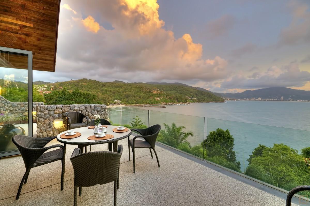 泰国普吉岛萨姆萨拉-罗泰别墅海景