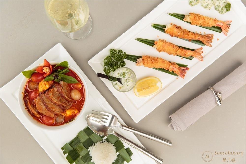 泰国普吉岛萨姆萨拉-班雅诗瑞别墅美食