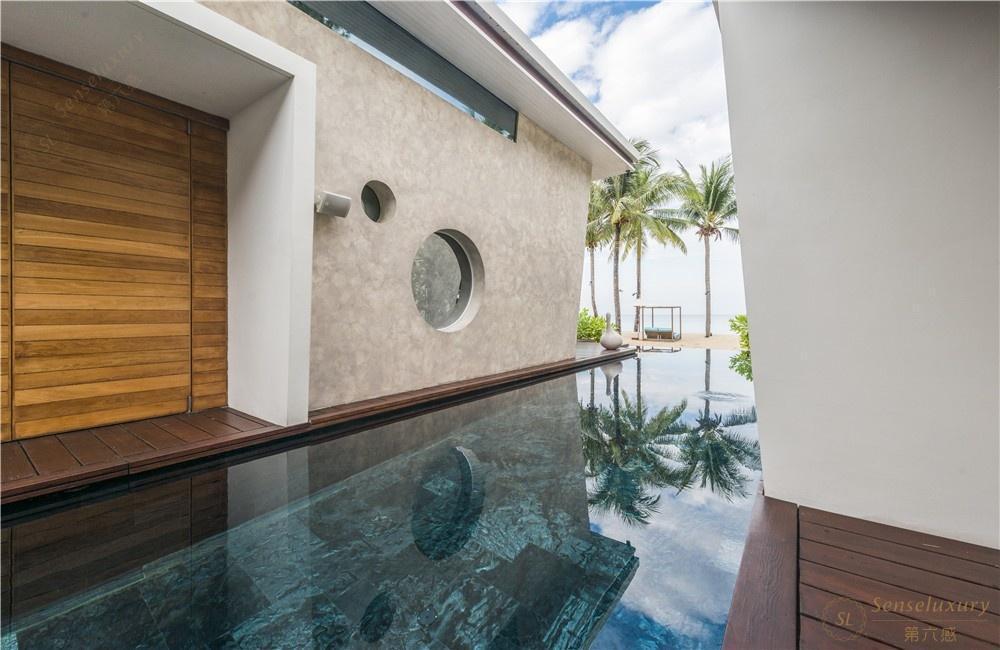 泰國普吉島暹羅別墅泳池