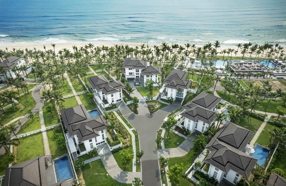 尊享岘港海滩别墅