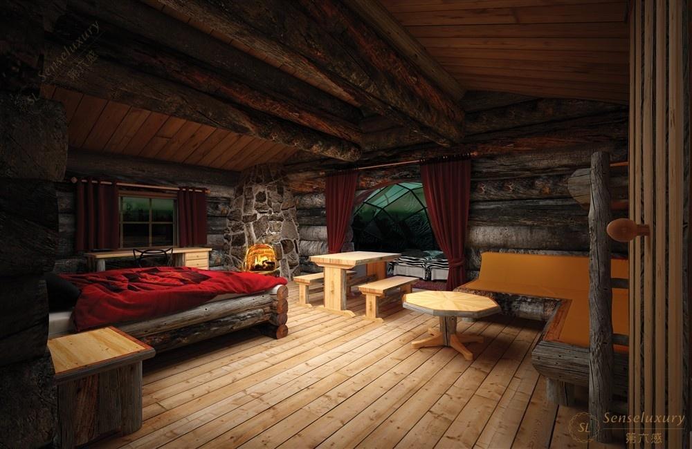 第六感Senseluxury 度假别墅-卡克斯劳特恩-玻璃圆顶木屋-screenshot-4
