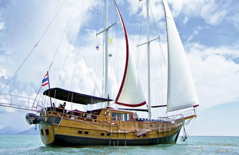 纳迦号帆船