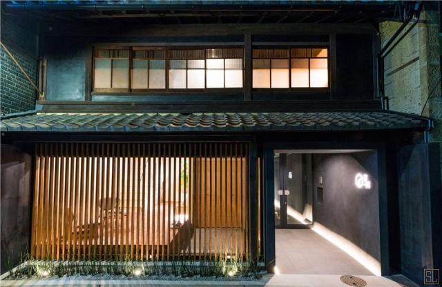 京都别墅-热卖别墅-合庭町屋-Zaikawa Ainiwa Machiya