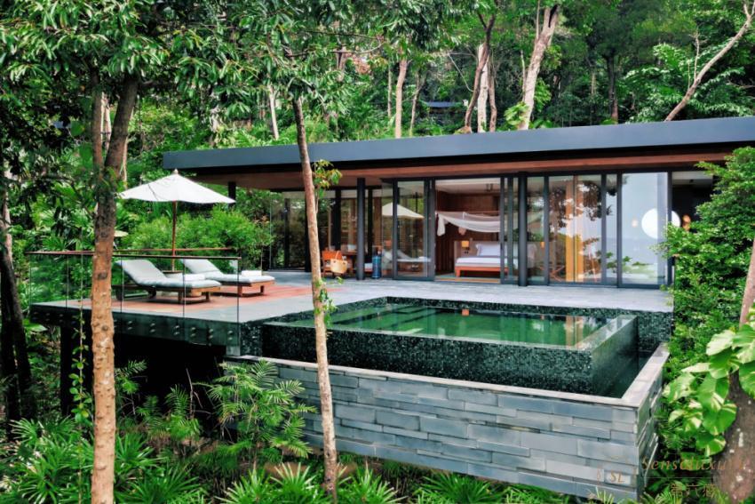 柬埔寨克拉貝島六善酒店