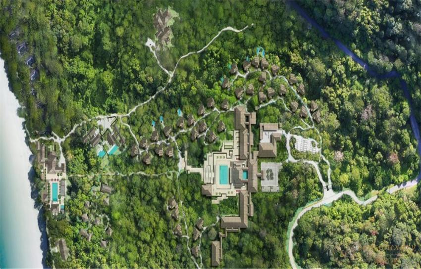蘭卡威達泰度假酒店