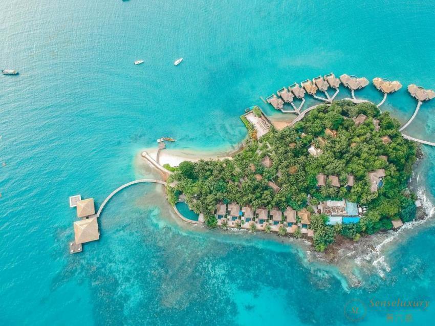 颂萨私人岛屿度假村
