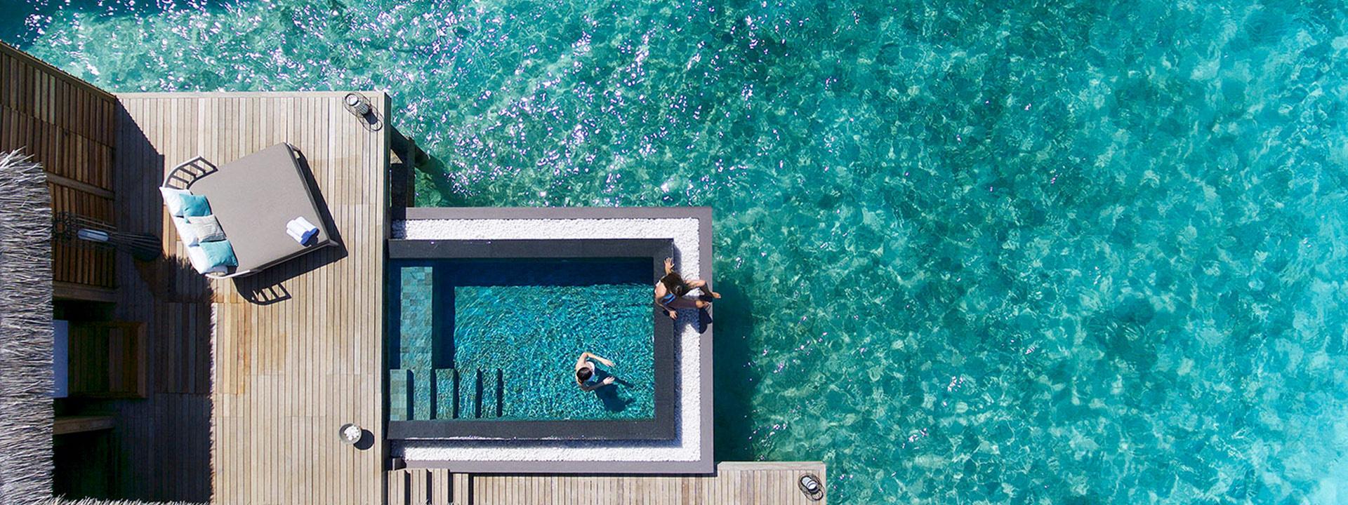 马尔代夫瓦卡鲁度假岛亲子家庭出行的首选度假村