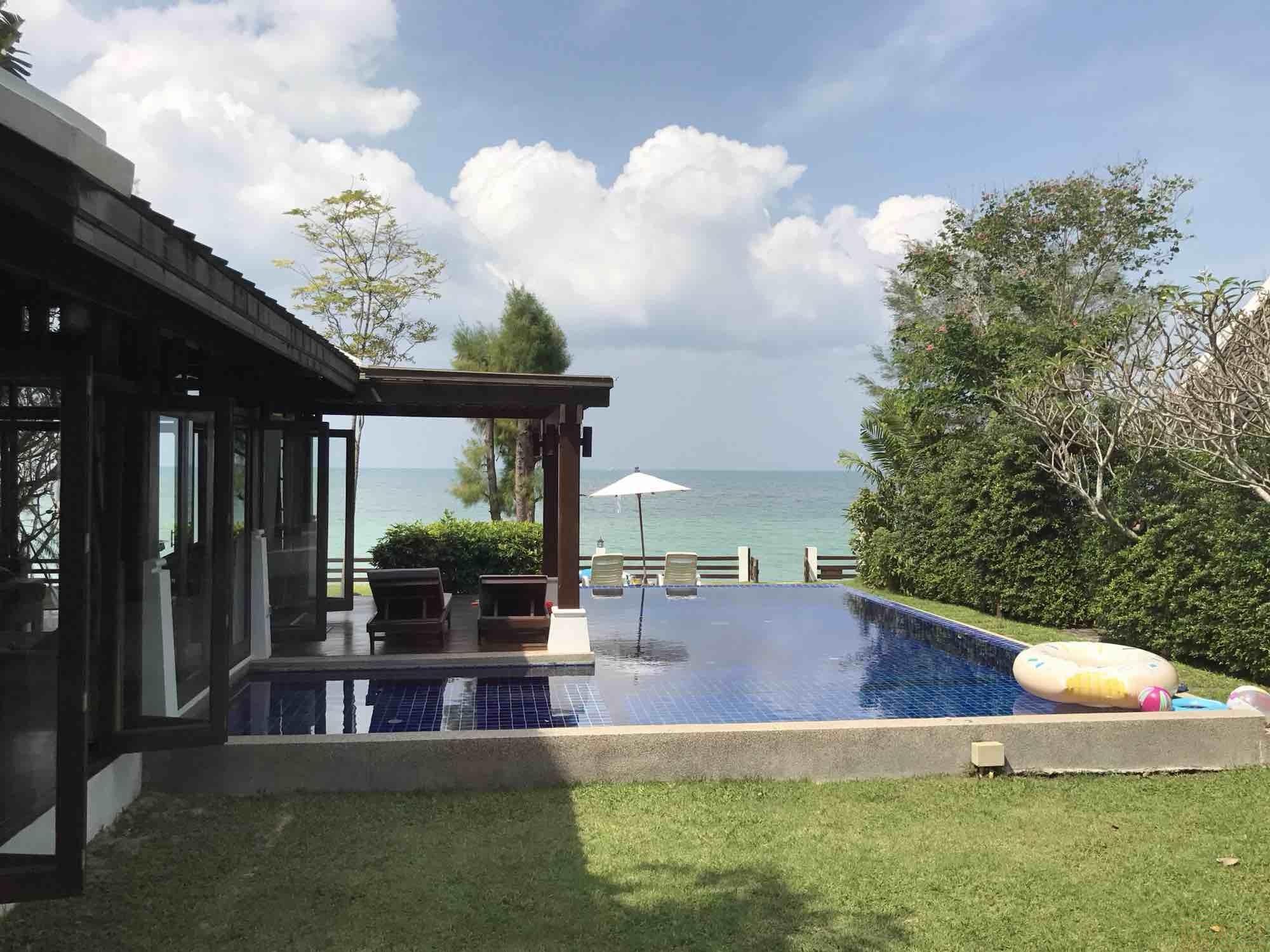 绿宝石4号海滩别墅预订,苏梅岛邦坡别墅,公寓,酒店
