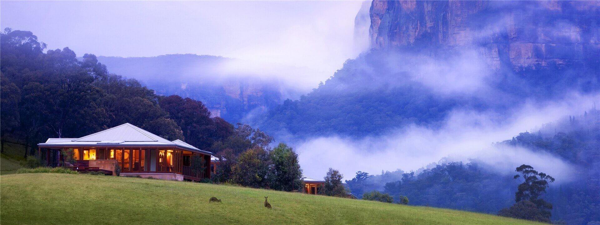 悉尼,沃根谷-怀旧别墅拥抱自然,体验澳洲最纯净的生活