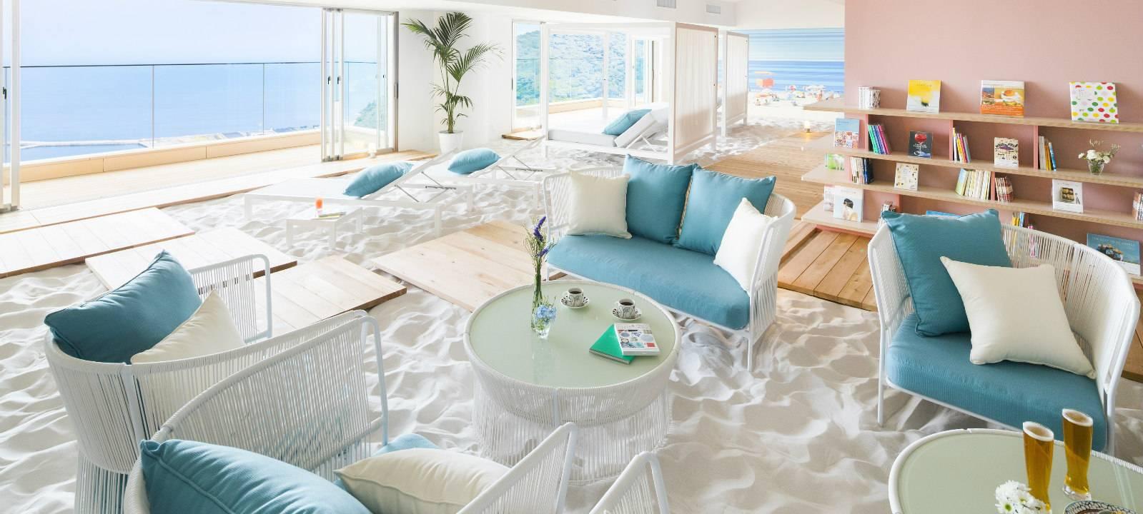 热海,界,RISONARE海洋主题,亲子乐园