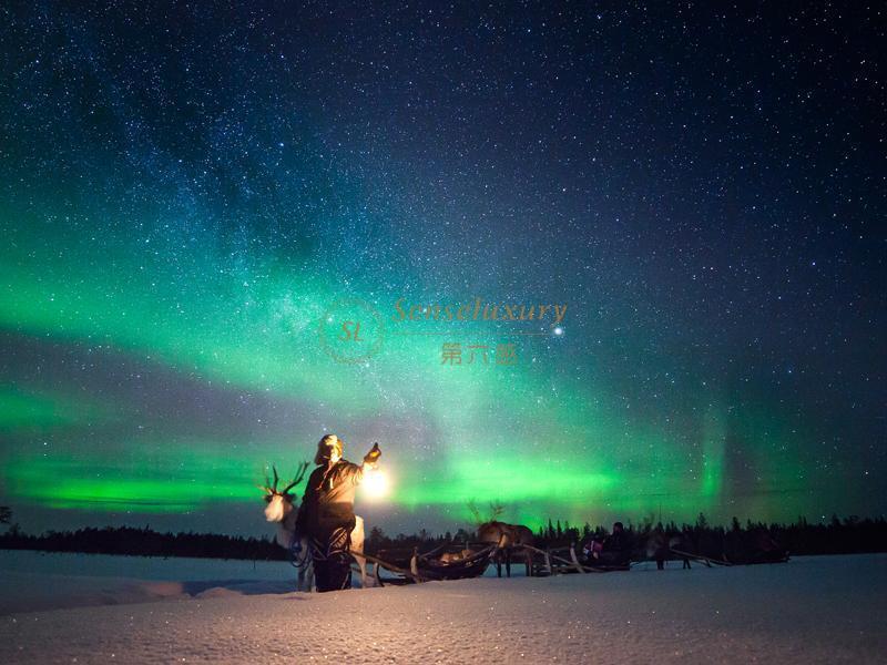 冬游北欧~追寻幸运极光之旅,出海捕捞帝王蟹、造访圣诞老人村,跨越北极圈