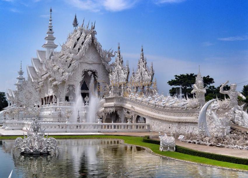 泰国北部自驾游,探索神秘金三角之旅